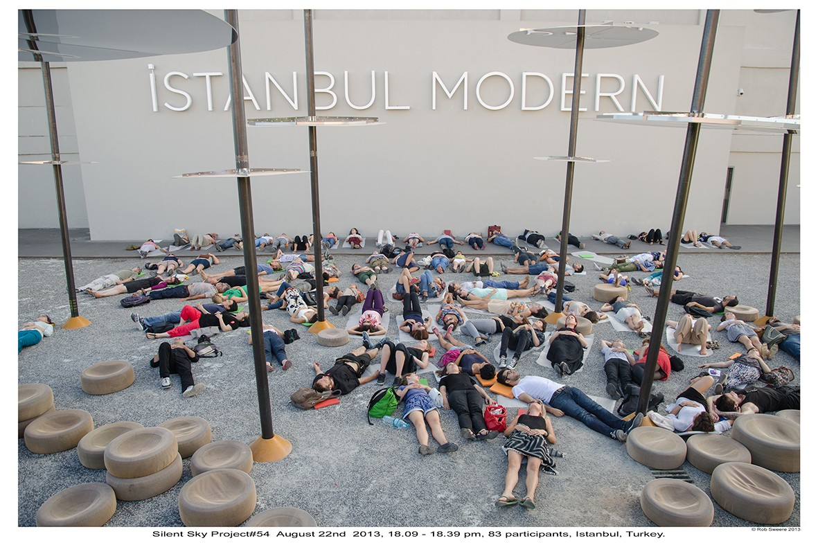 Silent Sky#: A Rob Sweere Performance - İstanbul Modern