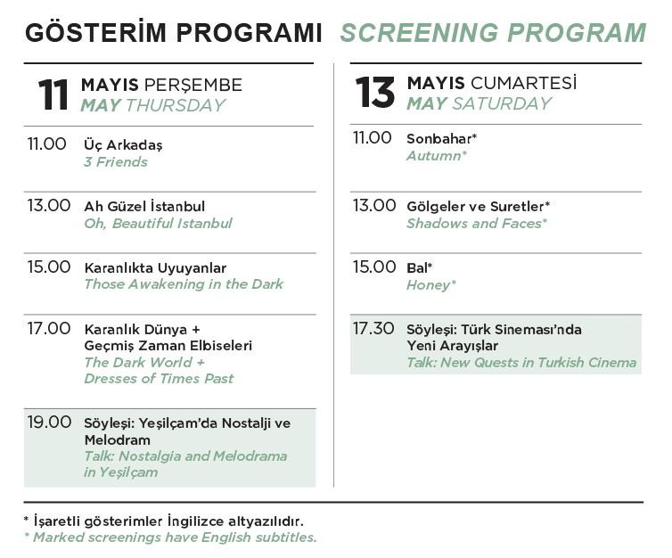 Eskimeyen Filmler Istanbul Modern