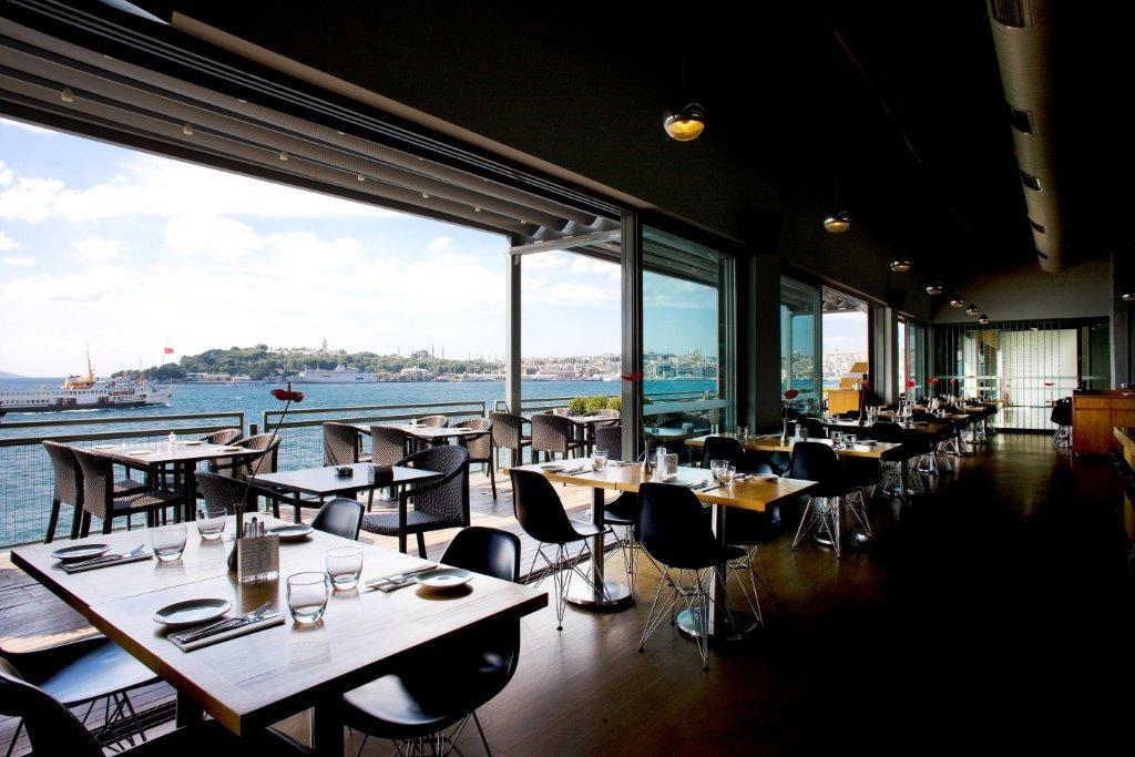 Stanbul modern restaurant stanbul modern for Cuisine moderne