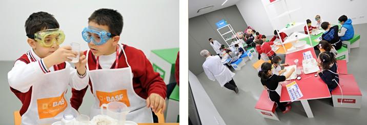 Çocuklara sanatı ve bilimi sevdiren etkinliklerİstanbul Modern'de