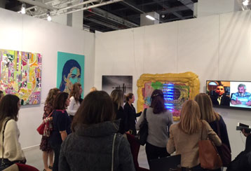 Contemporary Istanbul exhibition guided tour