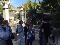Expert-guided tour of the Büyükada island within the scope of the 14th Istanbul Biennial | October 10, 2015